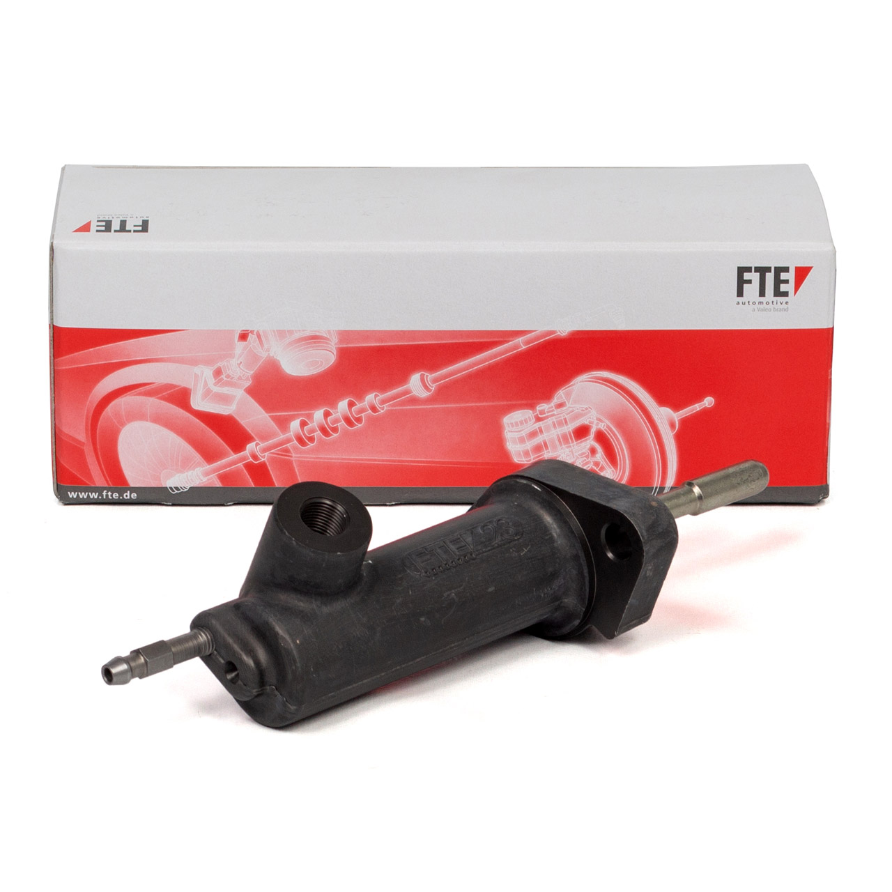 FTE 3100723 Nehmerzylinder Kupplung PORSCHE 996 997 GT3 / GT2 99611623790