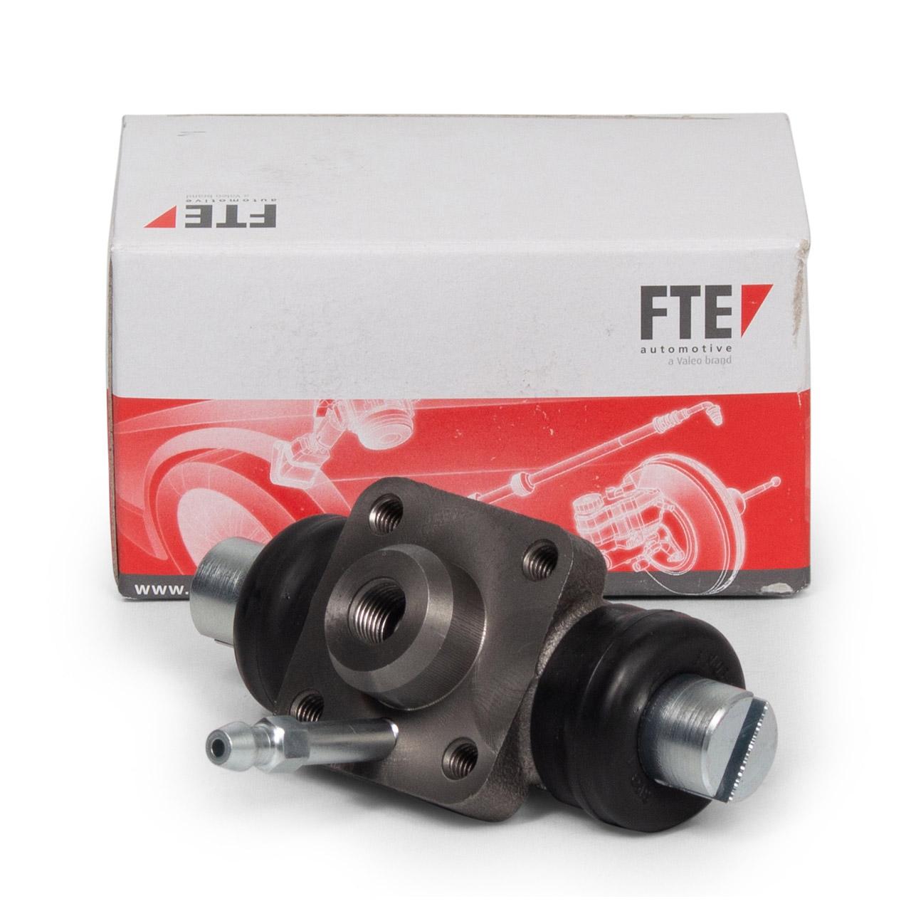 FTE Radbremszylinder PORSCHE 356 Cabrio 1100-1500 A1500 A1600 B1600 hinten 64435251301