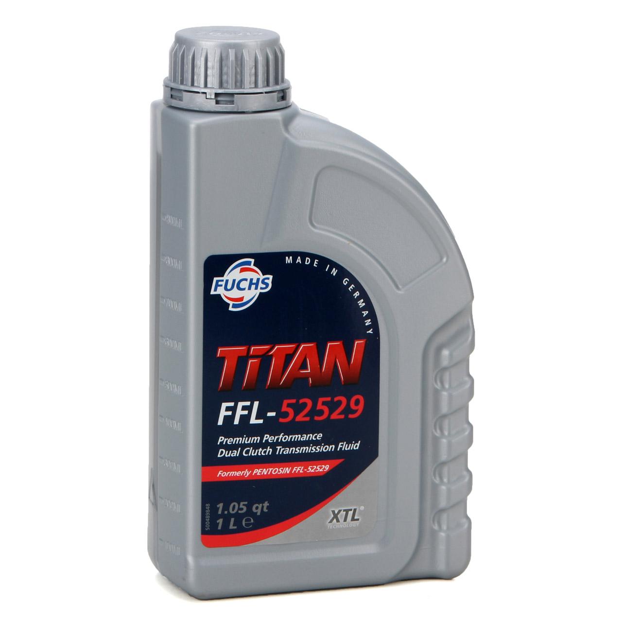 PENTOSIN Getriebeöl Doppelkupplungsgetriebe DSG FFL-52529 1L G055529 / TL52529C