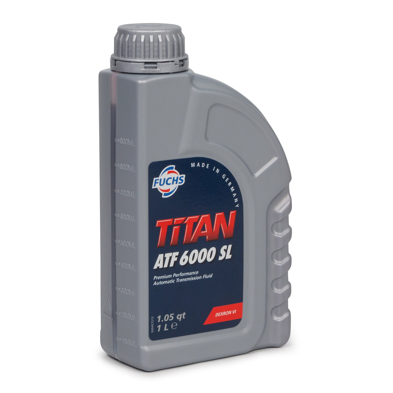 FUCHS Getriebeöl Automatiköl Automatikgetriebeöl TITAN ATF 6000 SL 1 Liter