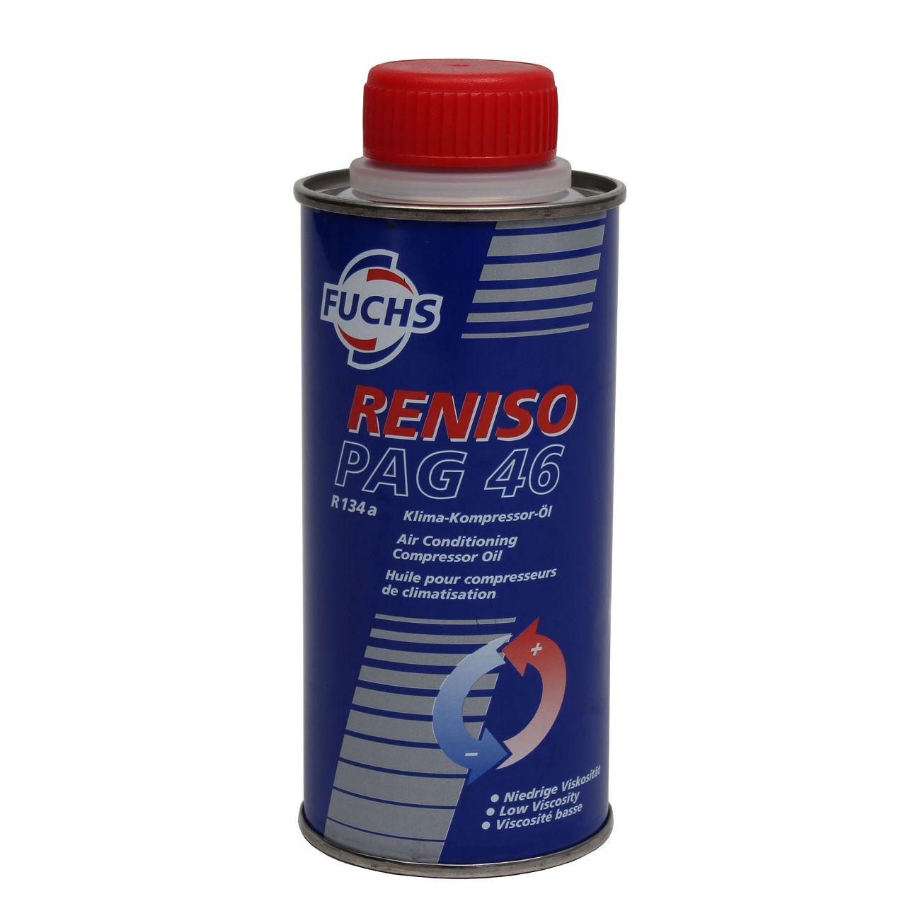 FUCHS Kompressoröl Kälteöl RENISO PAG46 R134A 250ml Ford 1438998