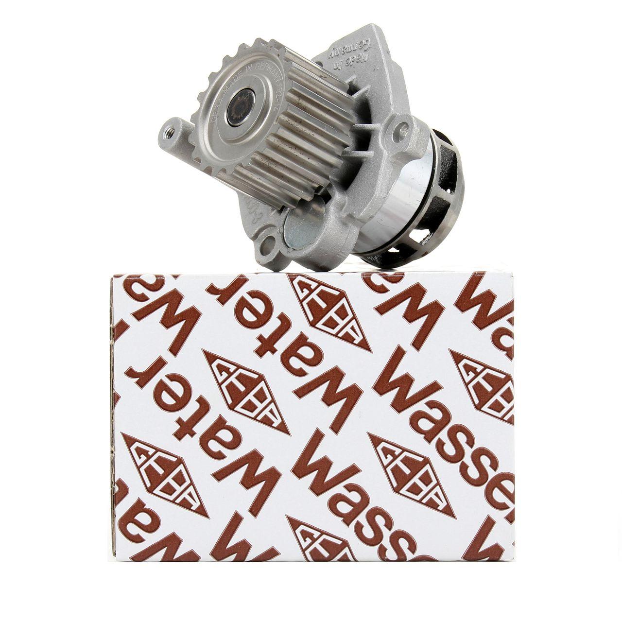 GEBA Wasserpumpe Kühlwasserpumpe für VW AUDI SEAT SKODA 1.4 1.9 TDI 045121011HX