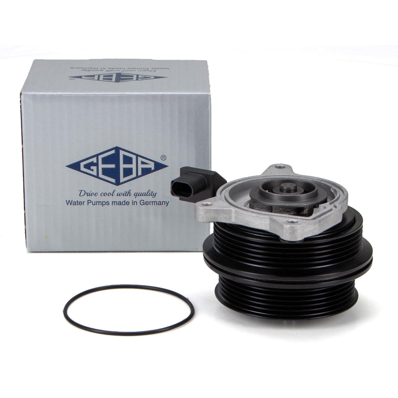 GEBA Wasserpumpe + Dichtung AUDI A1 SKODA VW Golf 5 6 Polo 6R1 6C1 1.4 TFSI/TSI 03C121004J