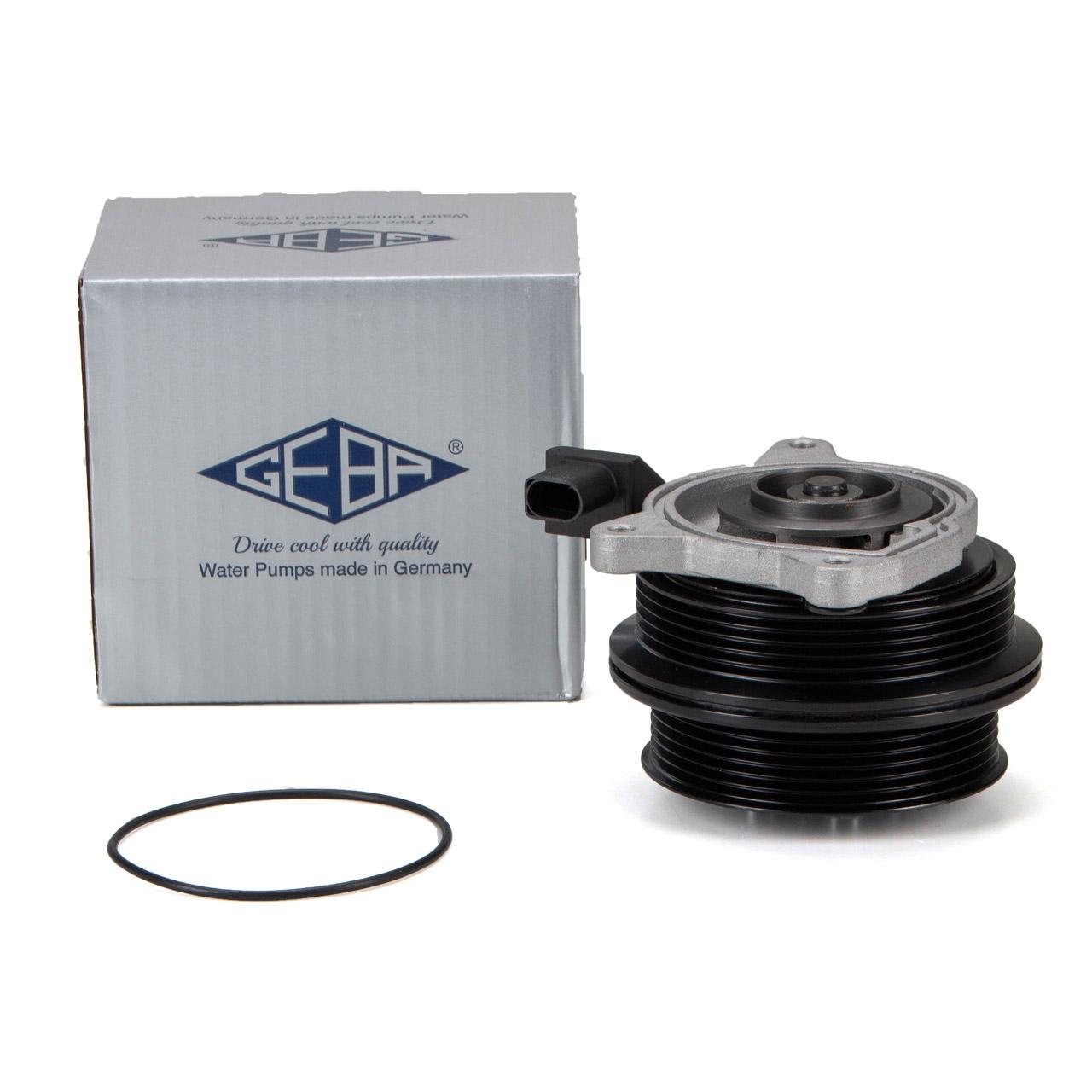 GEBA Wasserpumpe + Dichtung VW CC 358 Passat 3C 362 365 Touran 1T 1.4 TSI 03C121004K