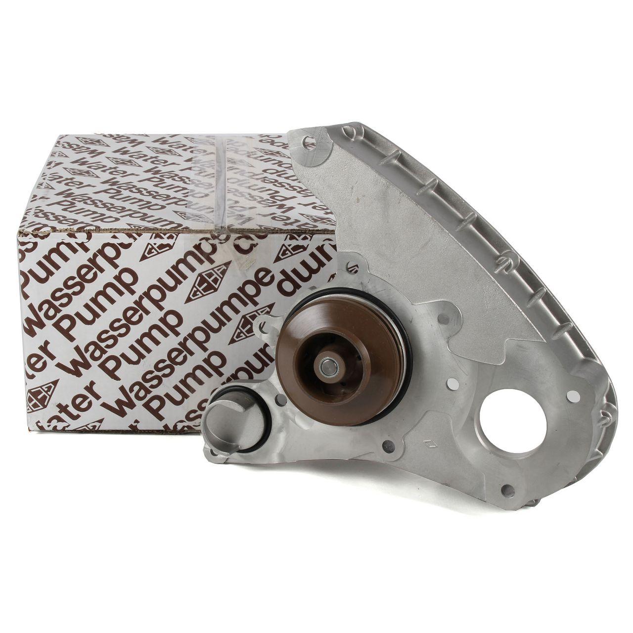GEBA 20720 Wasserpumpe FIAT Ducato (244 250 290) + IVECO Daily 3 4 5 6 2.3 DIESEL
