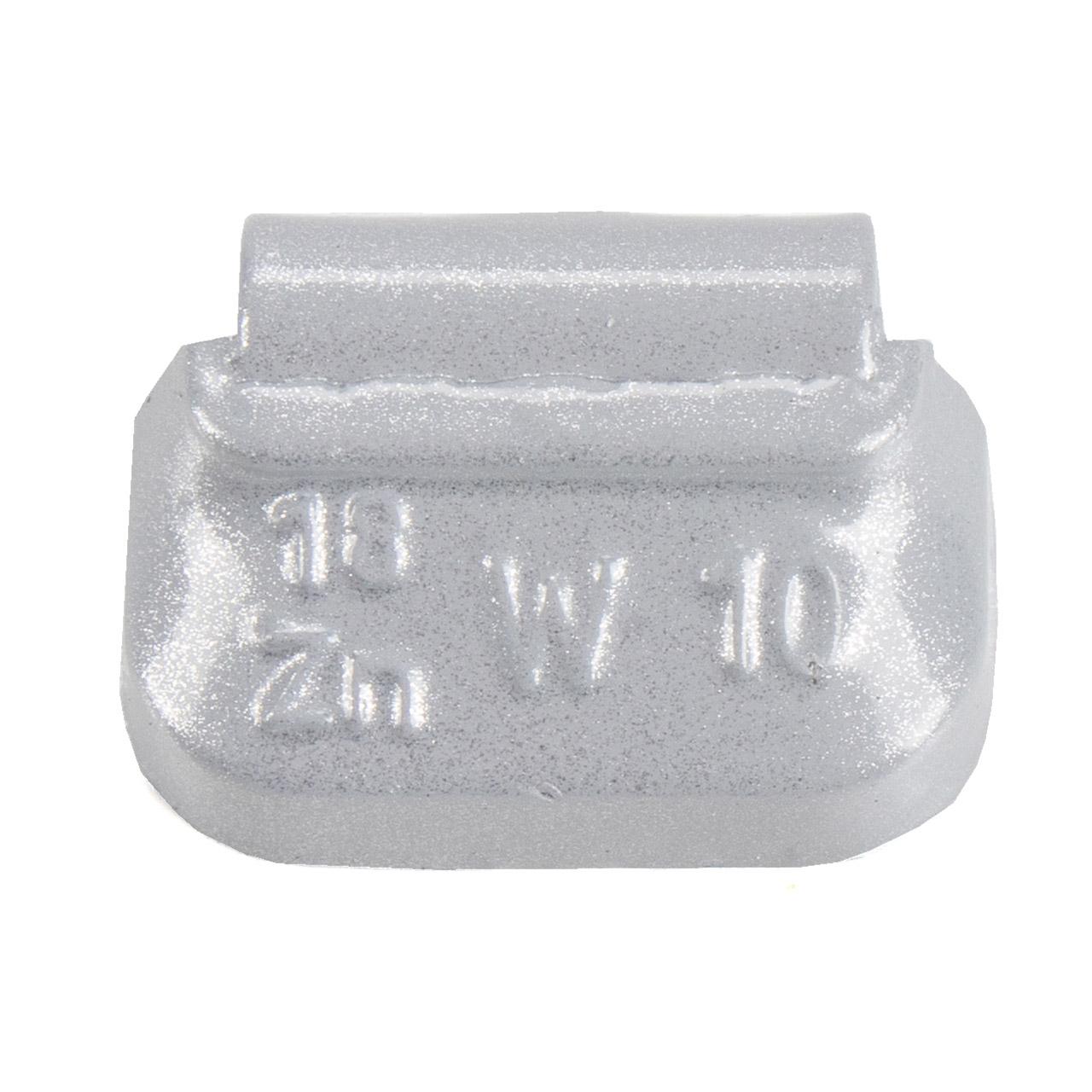 3x 100 Stück 5/10/15g GEMATIC Auswuchtgewicht Schlaggewicht Stahlfelge GRAU-ZINK