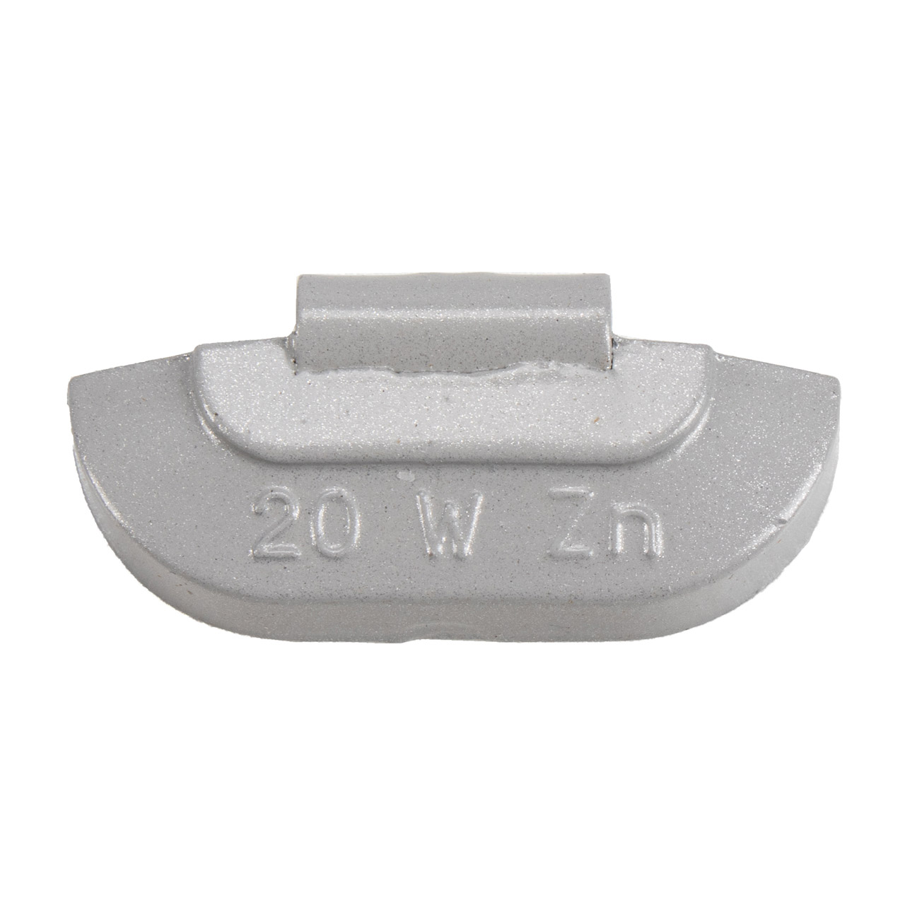 GEMATIC Auswuchtgewicht Schlaggewicht für Stahlfelge GRAU-ZINK 100 Stück x 20g