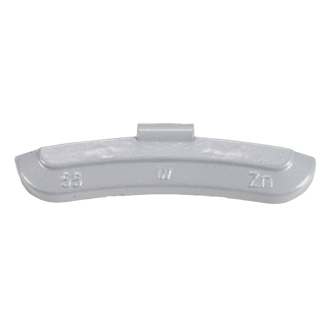 GEMATIC Auswuchtgewicht Schlaggewicht für Stahlfelge GRAU-ZINK 50 Stück x 55g
