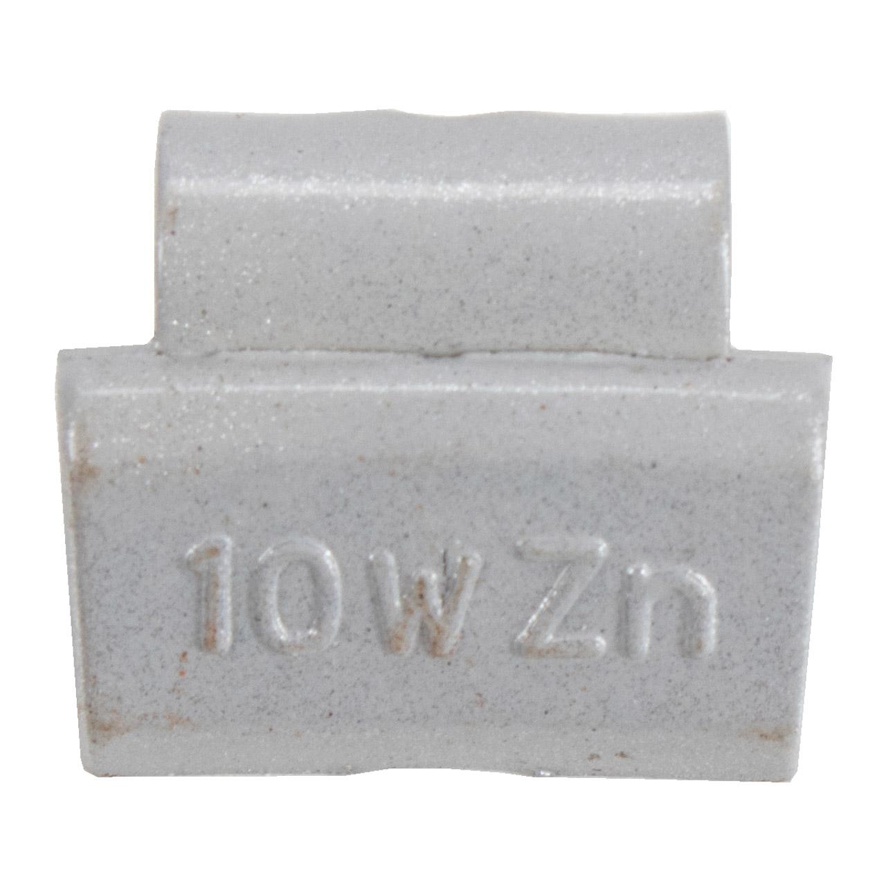 3x 100 Stück 5/10/15g GEMATIC Auswuchtgewicht Schlaggewicht Alufelge GRAU-ZINK