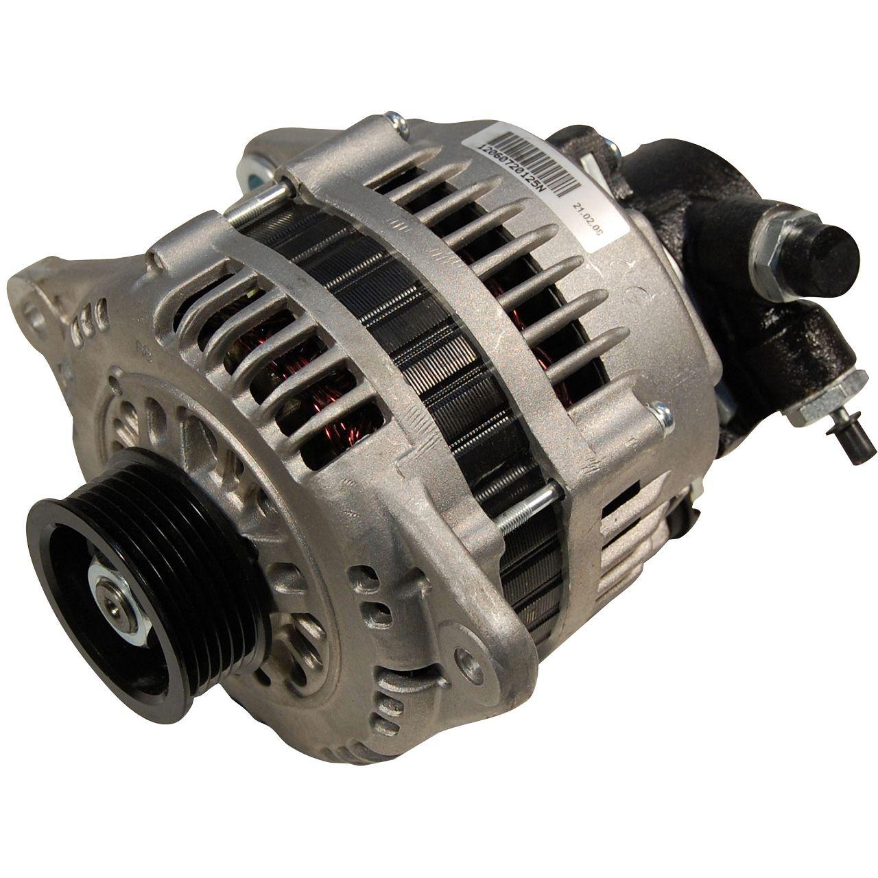 Lichtmaschine Generator 100A für Opel Astra G Combo Corsa C Meriva A 1.7CDTI/DTI