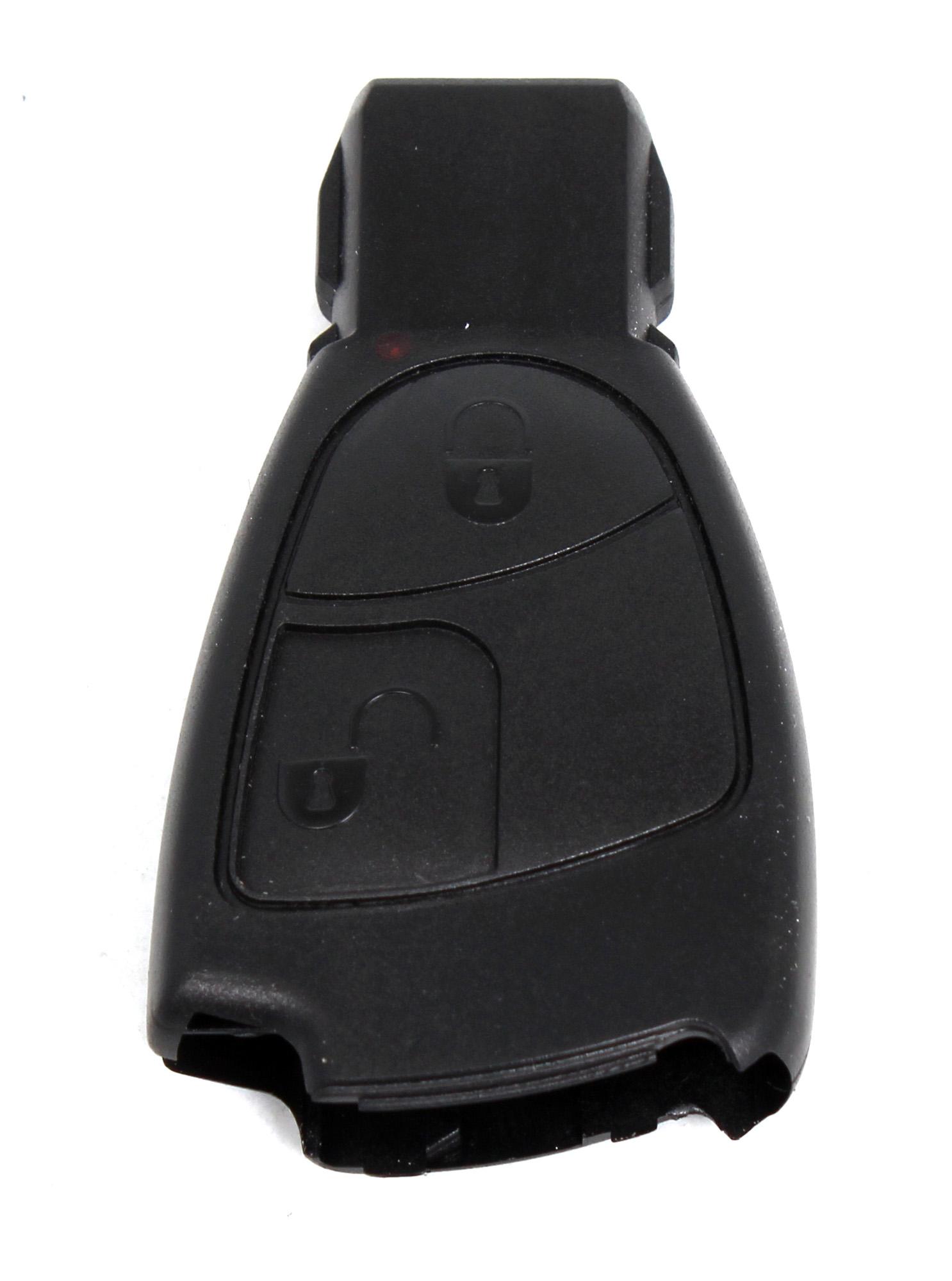 1x Schlüsselgehäuse 2-Tasten MERCEDES A-/C-/E-Klasse W168 W202 W203 W210 W211