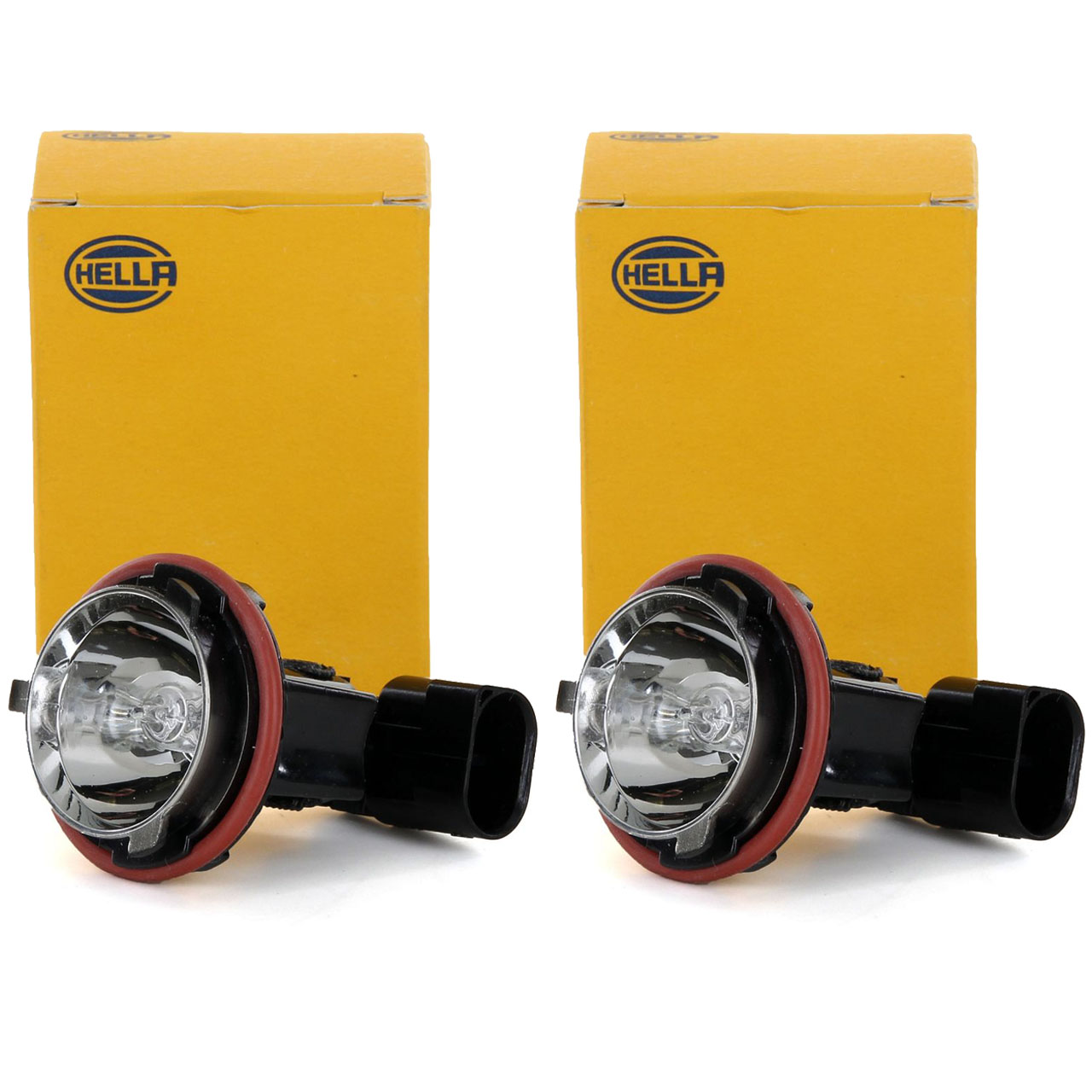 2x HELLA Lampenfassung Halogen Lampe Standlicht H10W für BMW E81 E87 E39 E63 E64