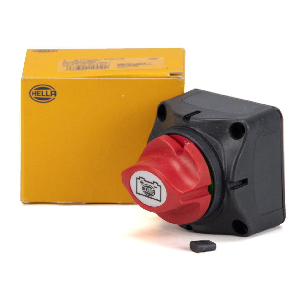 HELLA 6EK 002 843-071 Hauptschalter Batterie für AGCO CLAAS REISCH SCANIA VW