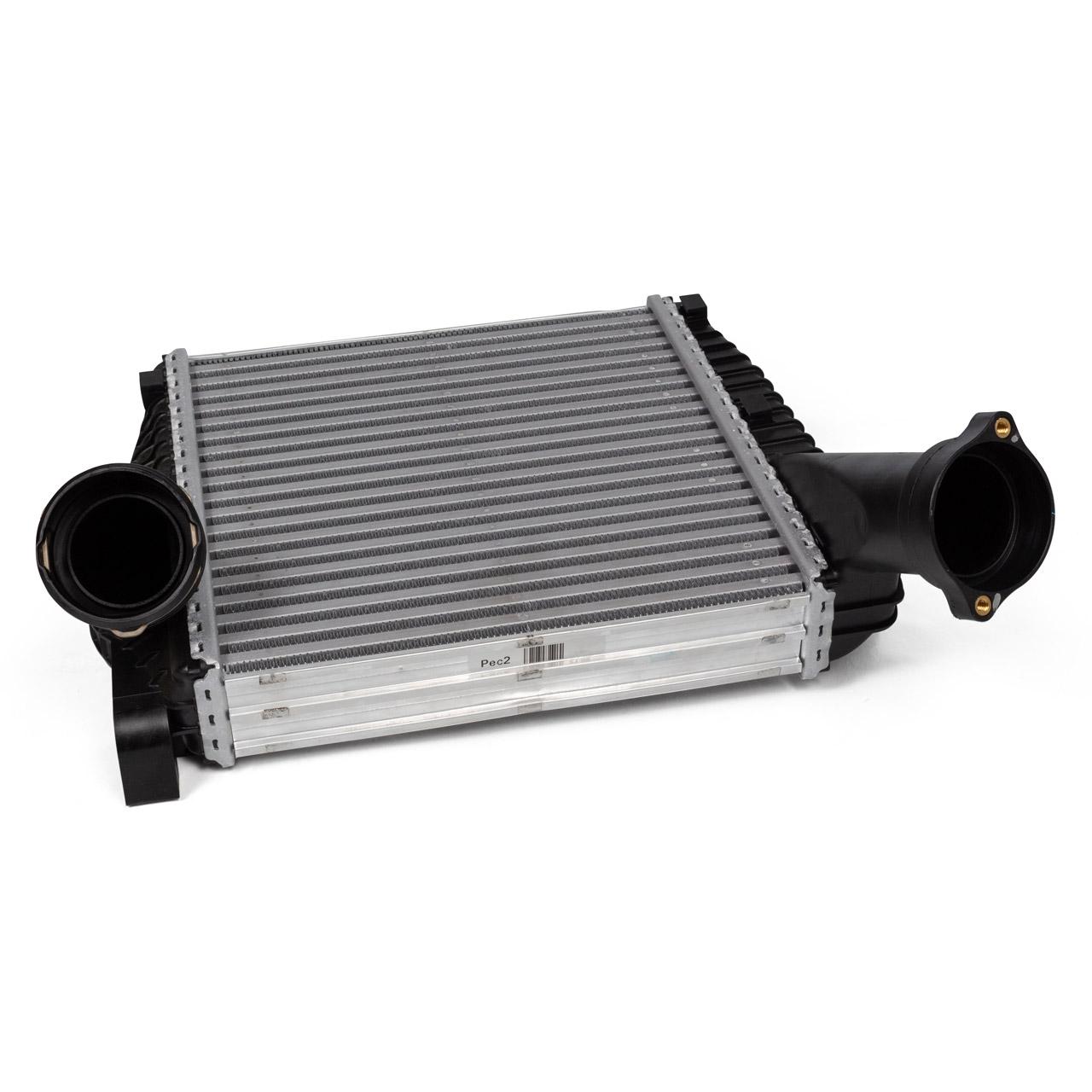 HELLA Ladeluftkühler PORSCHE Cayenne (9PA) Turbo / Turbo S 4.5 VW Touareg (7L) links