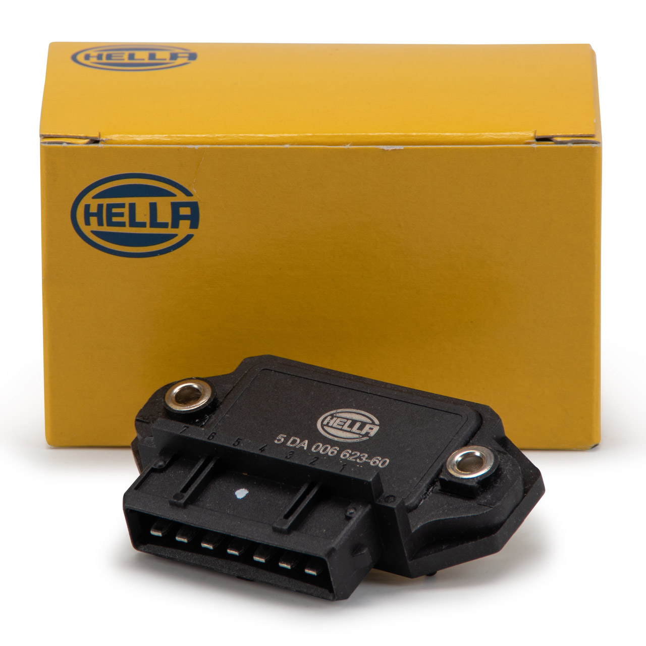 HELLA Schaltgerät Zündanlage PORSCHE 993 3.6/3.8 Carrera OPEL ALFA ROMEO