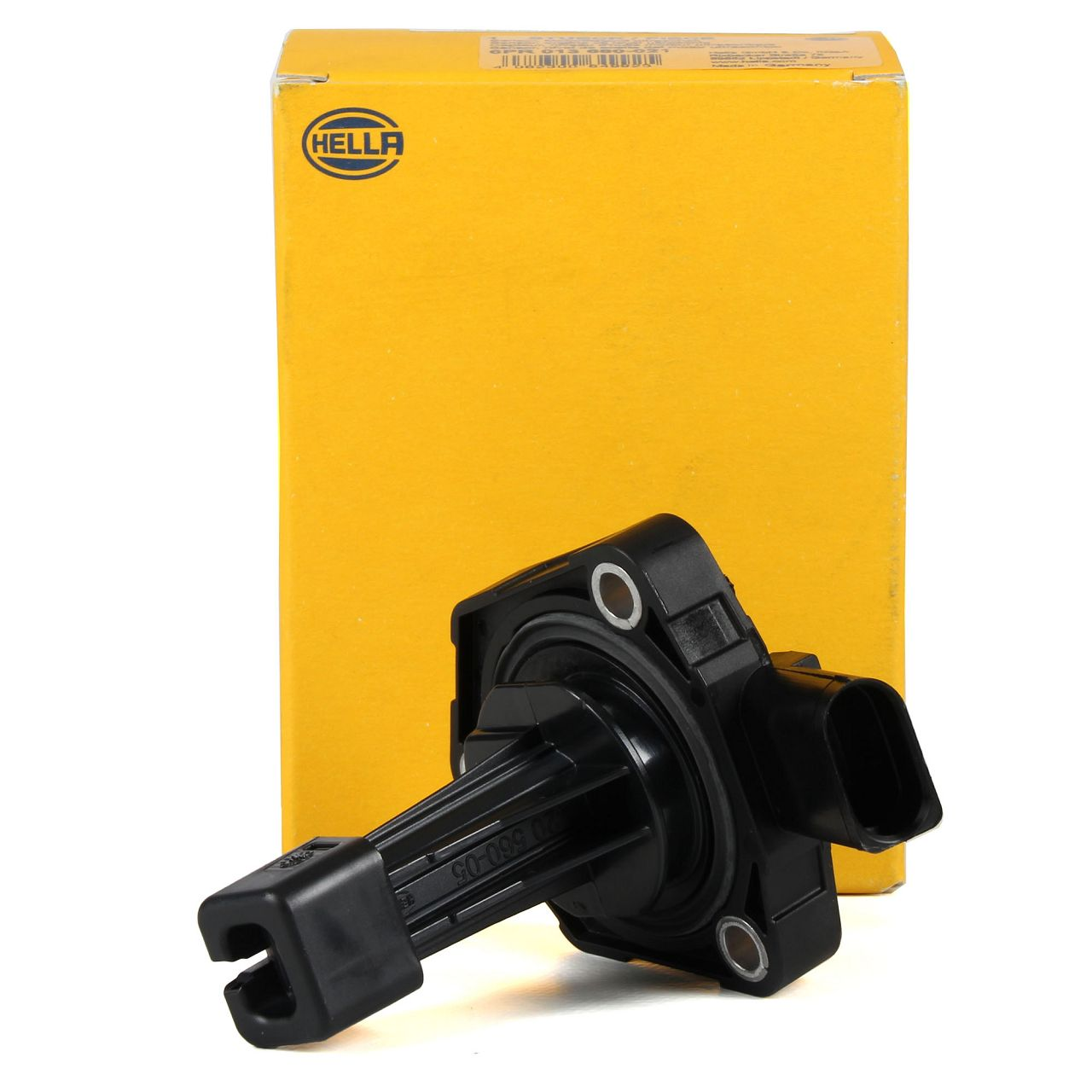 HELLA Ölniveausensor Ölstandsensor AUDI SEAT SKODA VW 1.6/2.0 TDI 04L907660C