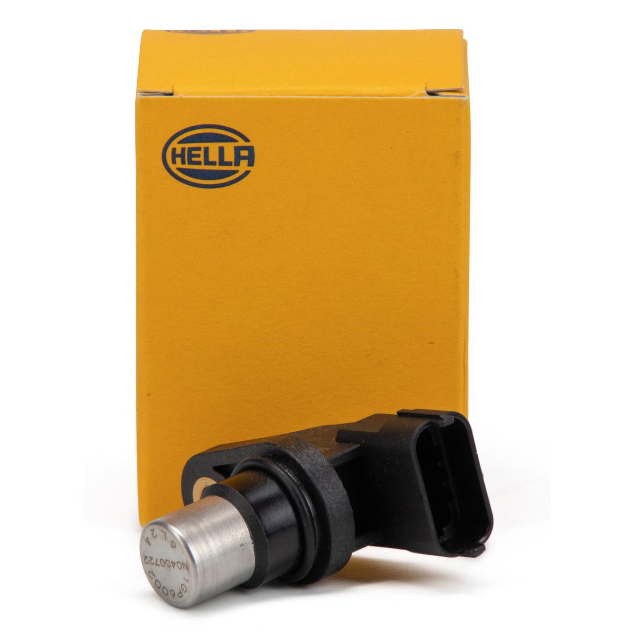 HELLA Sensor Nockenwelle Nockenwellensensor für OPEL ASTRA H G FORD HONDA VOLVO