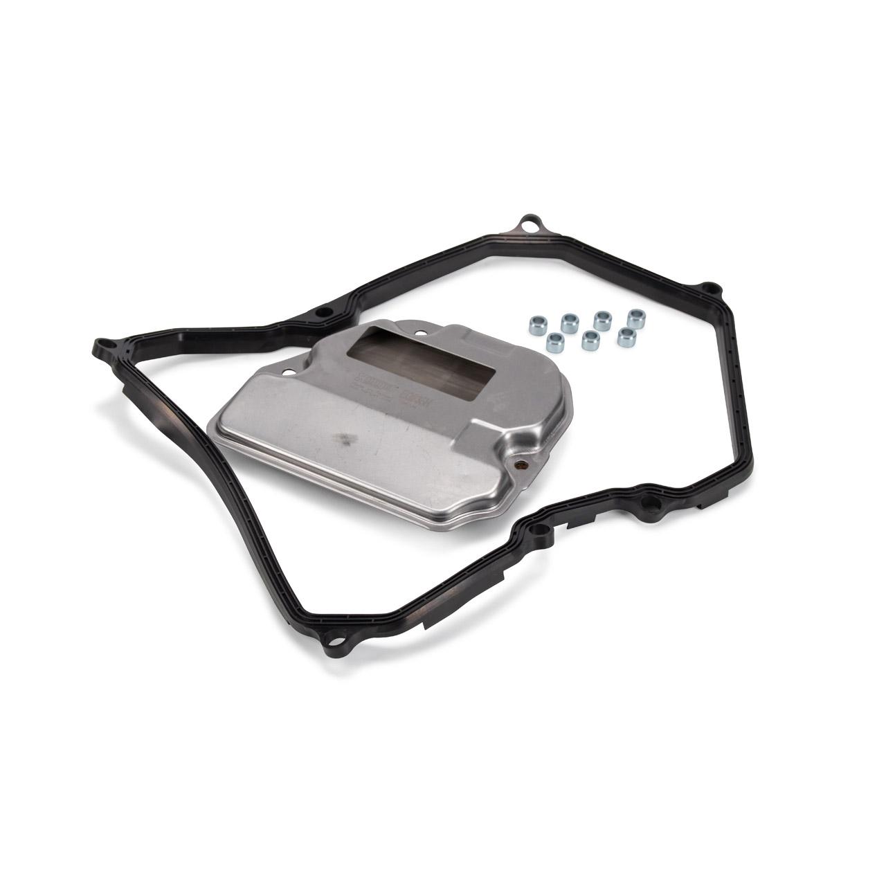 HENGST Getriebefilter 5L FUCHS Getriebeöl 6-Gang Automatik für VW T5 3.2 2.5 TDI