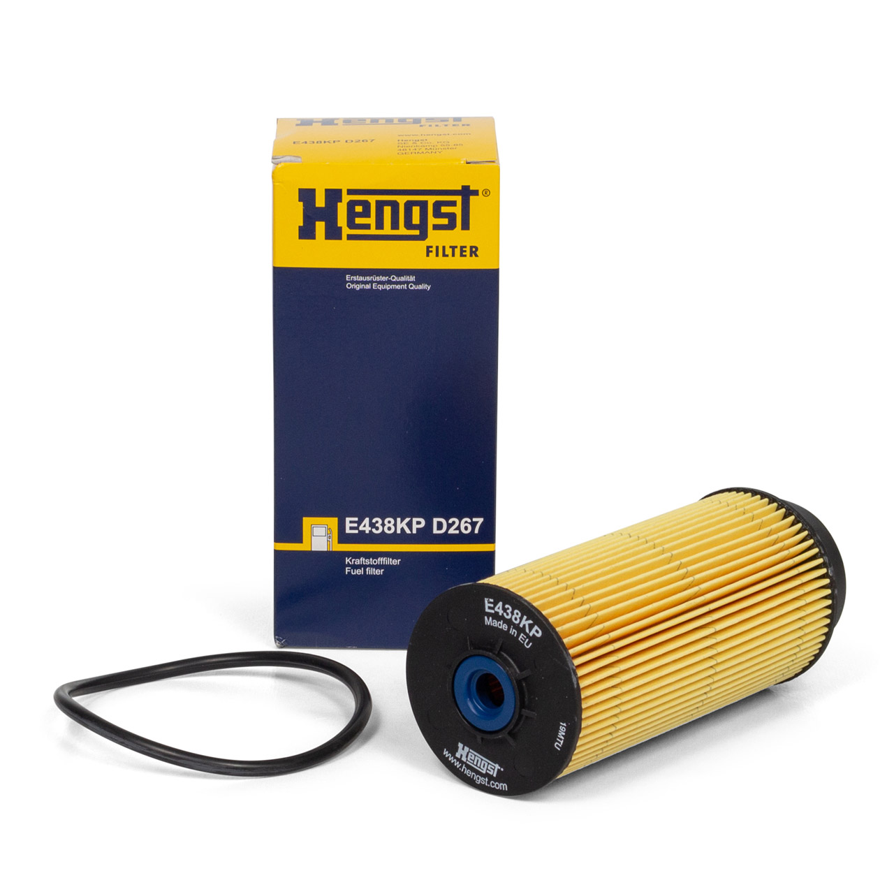 HENGST E438KPD267 Kraftstofffilter Diesel IVECO Daily 4 5 6 2.3/3.0 DIESEL
