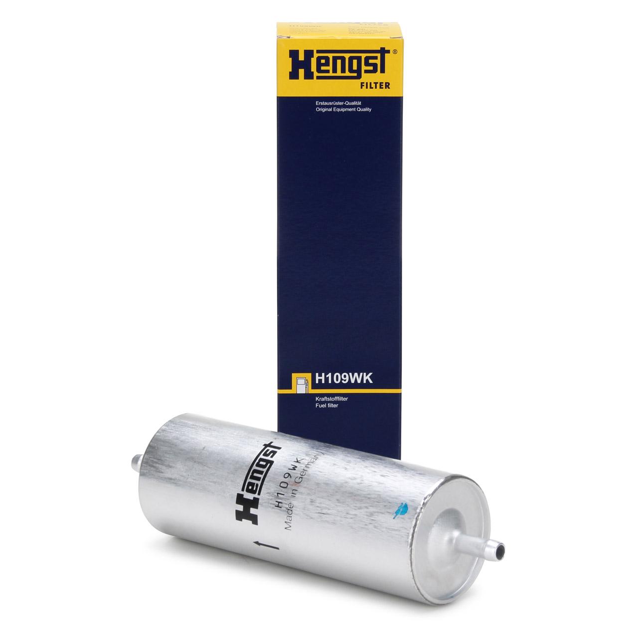 HENGST H109WK Kraftstofffilter für BMW 3er E30 E36 5er E34 7er E32 8er E31