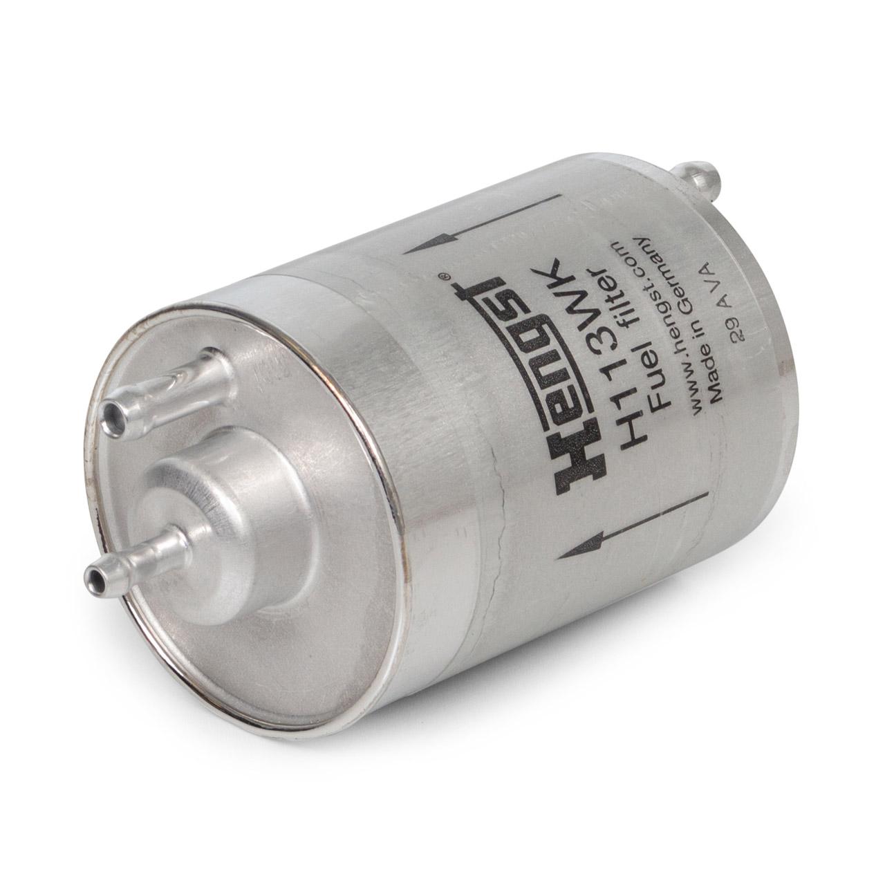 HENGST H113WK Kraftstofffilter Benzin für MERCEDES W202 W203 W210 W463 W220 R170