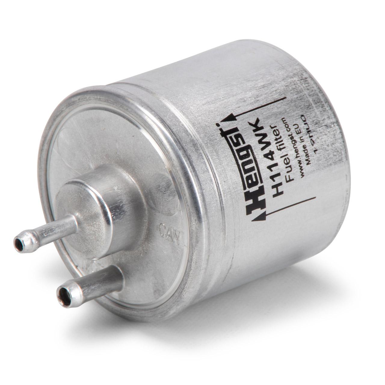 HENGST H114WK Kraftstofffilter für MERCEDES A-KLASSE W168 A140-210 VANEO 414