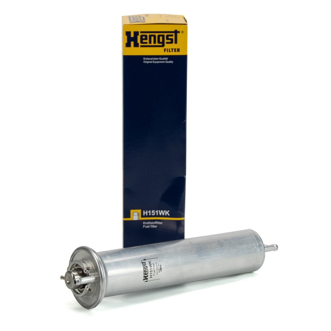 HENGST H151WK Kraftstofffilter für BMW 5er E39 520-540i 7er E38 735i 740i X5 E53