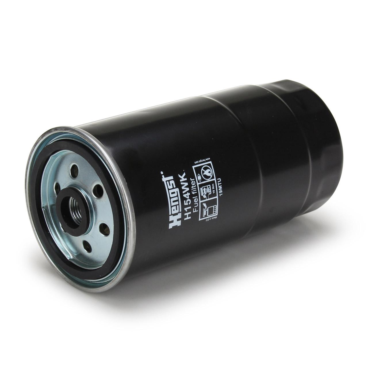 HENGST H154WK Kraftstofffilter für BMW 3er E36 318tds 325td/tds E34 525td/tds