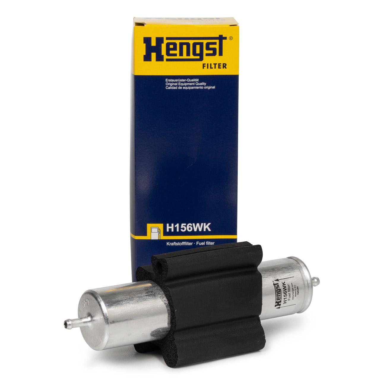 HENGST H156WK Kraftstofffilter Dieselfilter BMW E46 318d ab 04.2003 320d 330d