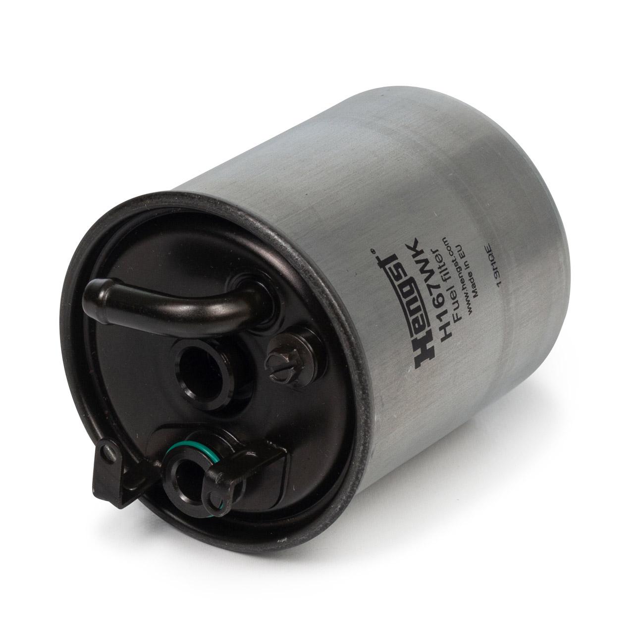 HENGST H167WK Kraftstofffilter für MERCEDES SPRINTER 904-904 VIANO VITO 638 CDI
