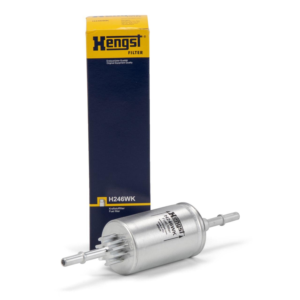 HENGST H246WK Kraftstofffilter für FORD FIESTA V FUSION MAZDA 2 (DY) 1.2-1.6