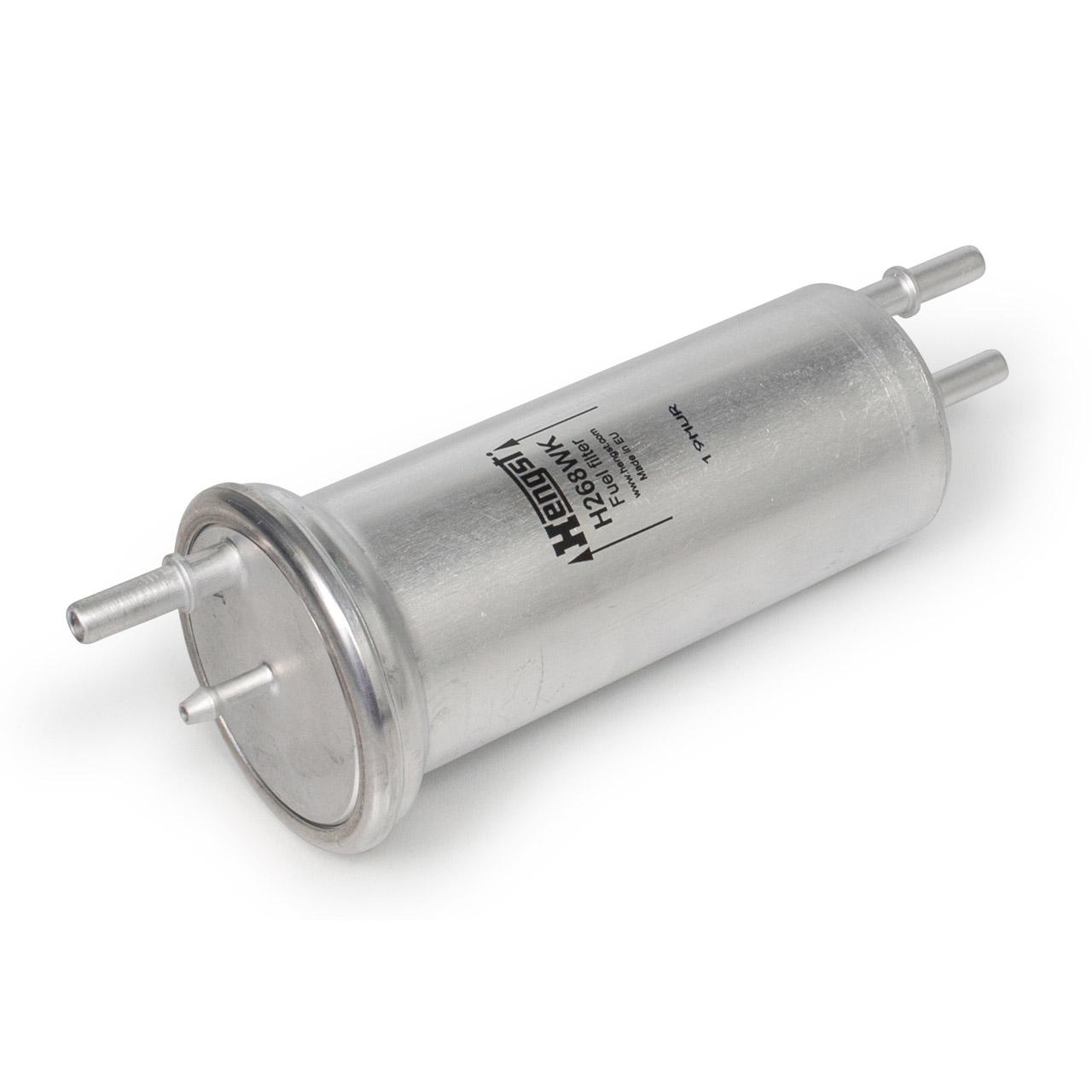 HENGST H268WK Kraftstofffilter für BMW X5 E53 4.4i + 4.6is + 4.8is ab 04.2002