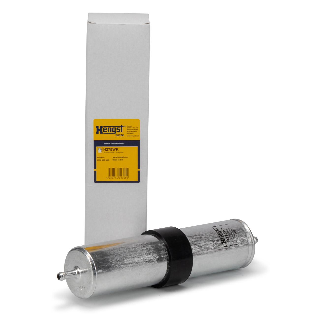 HENGST H275WK Kraftstofffilter Dieselfilter für MINI R50 R53 ONE D 75 / 88 PS
