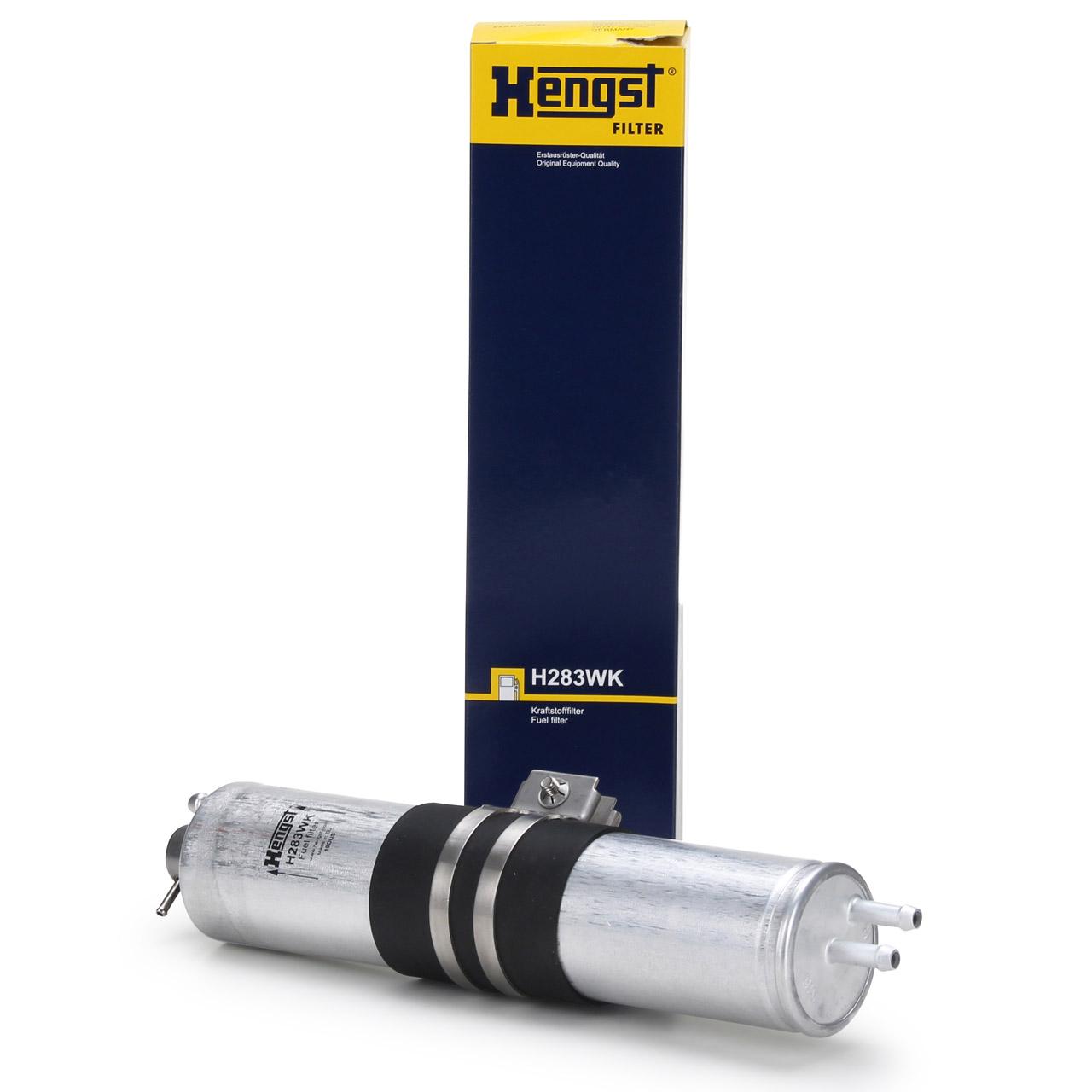 HENGST H283WK Kraftstofffilter für BMW 7er E65 E66 E67 730i 735i 740i 745i 750i