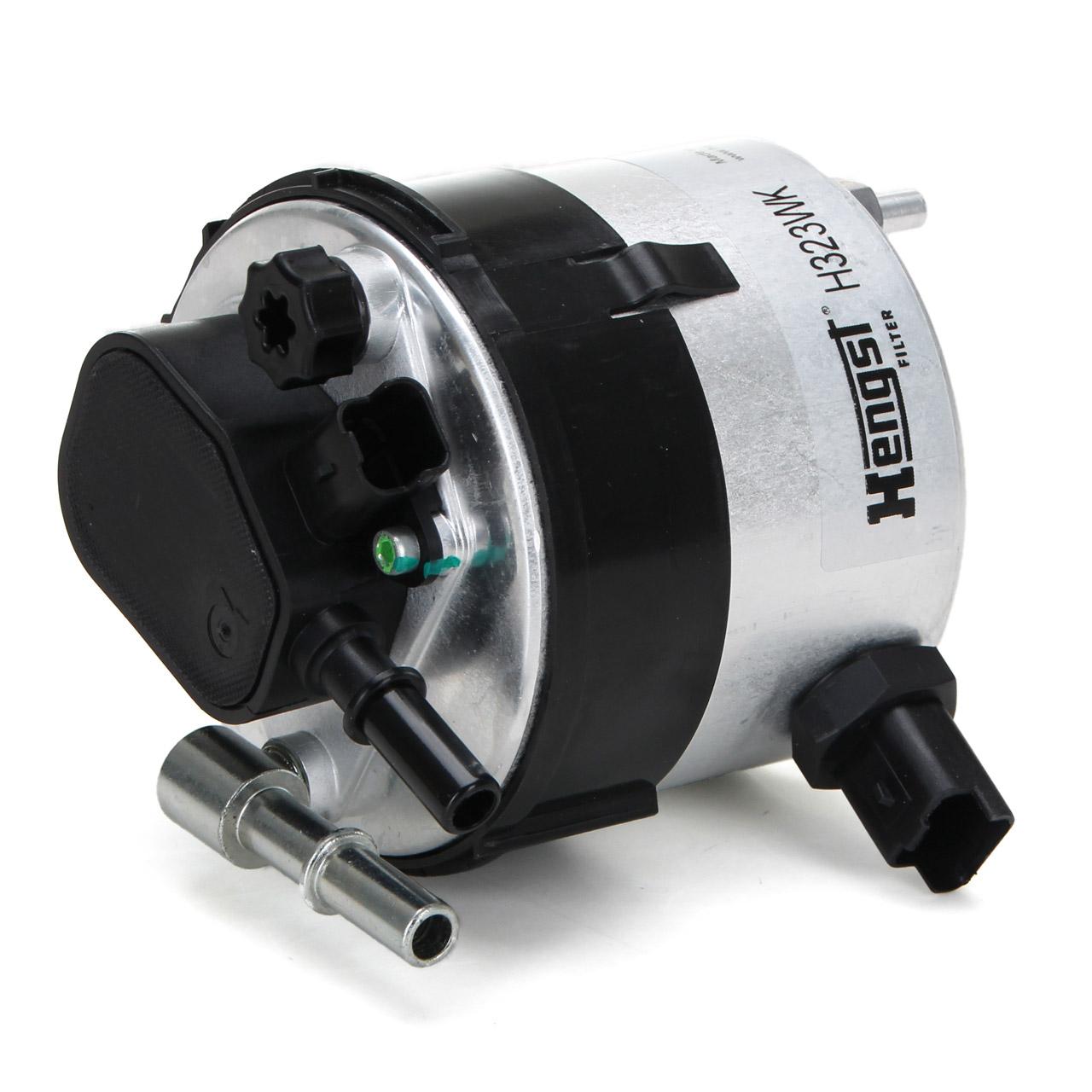 HENGST H323WK Kraftstofffilter für FORD C-MAX FIESTA FOCUS FUSION 1.6 TDCi