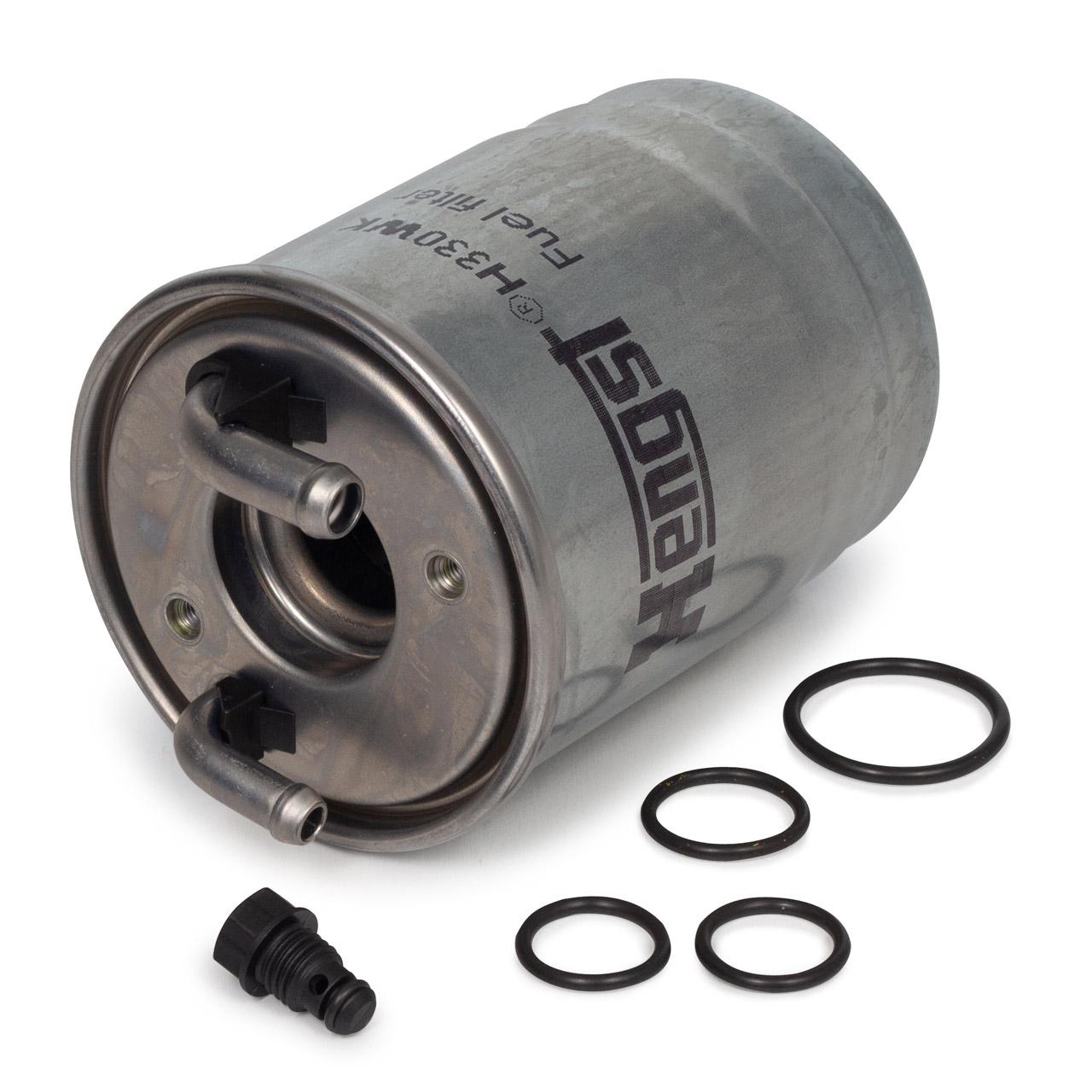HENGST H330WK Kraftstofffilter für MERCEDES G-KLASSE W461 -05.2011 SPRINTER 906
