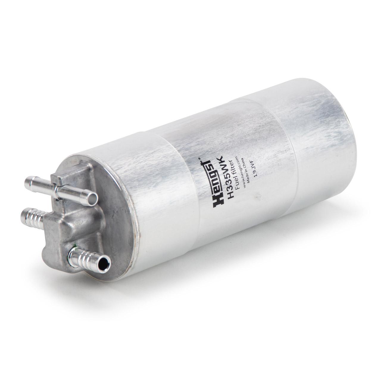 HENGST H335WK Kraftstofffilter Diesel für AUDI A6 (4F C6) 2.7/3.0 TDI 4F0127401H