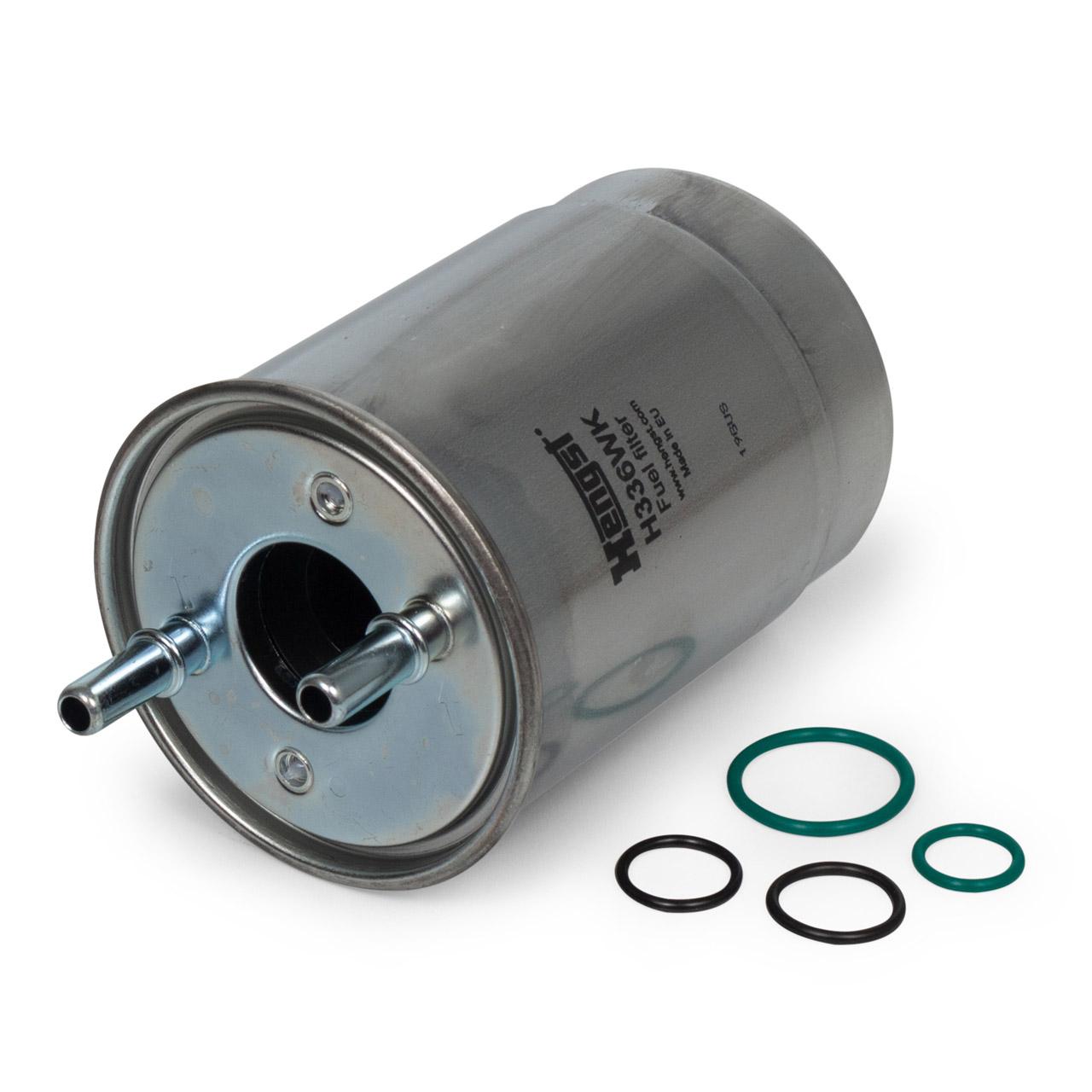 HENGST H336WK Kraftstofffilter für RENAULT FLUENCE MEGANE 3 SCENIC 3 1.5-2.0 dCi