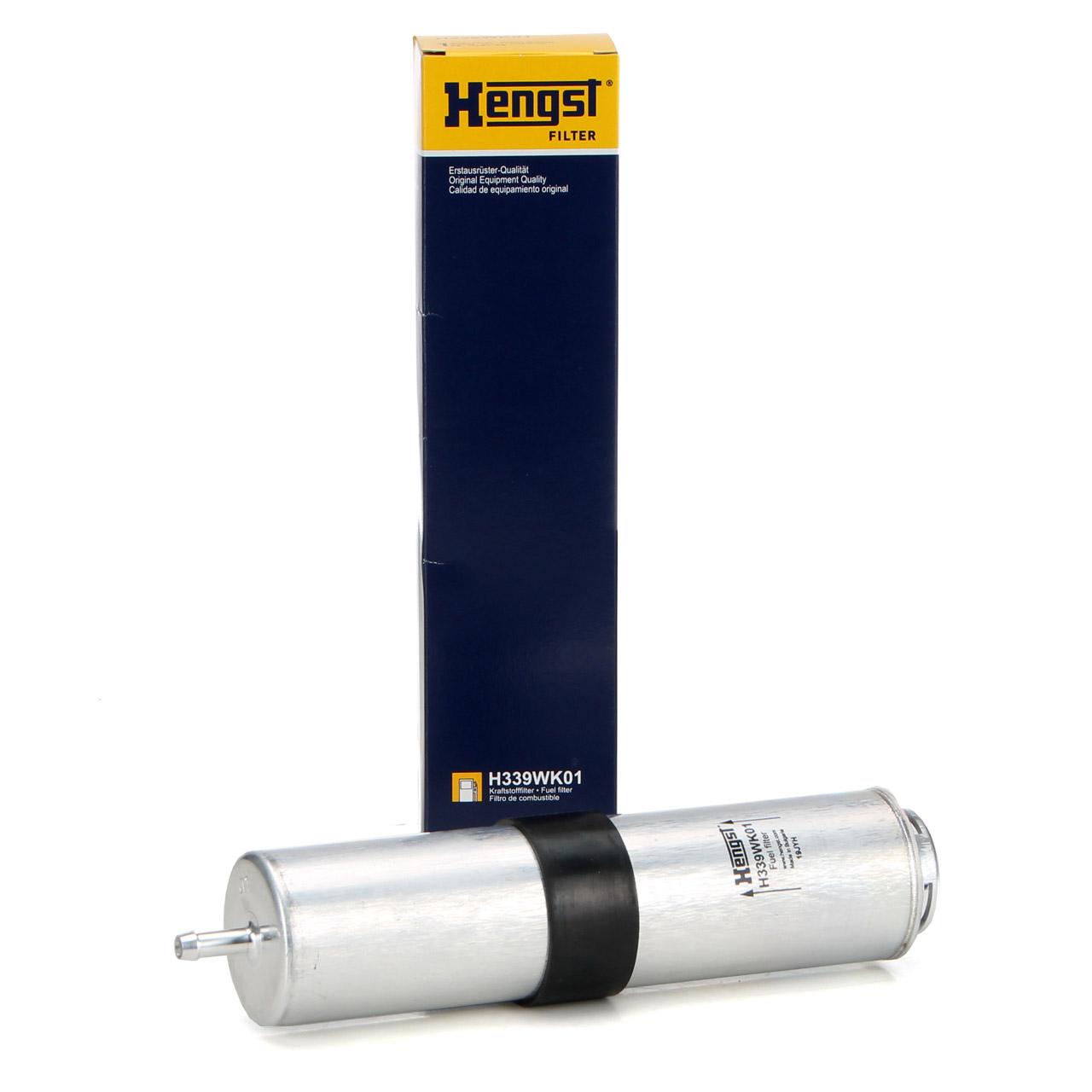 HENGST H339WK Kraftstofffilter Dieselfilter BMW 3er E90-93 316-335d ab 02.2010