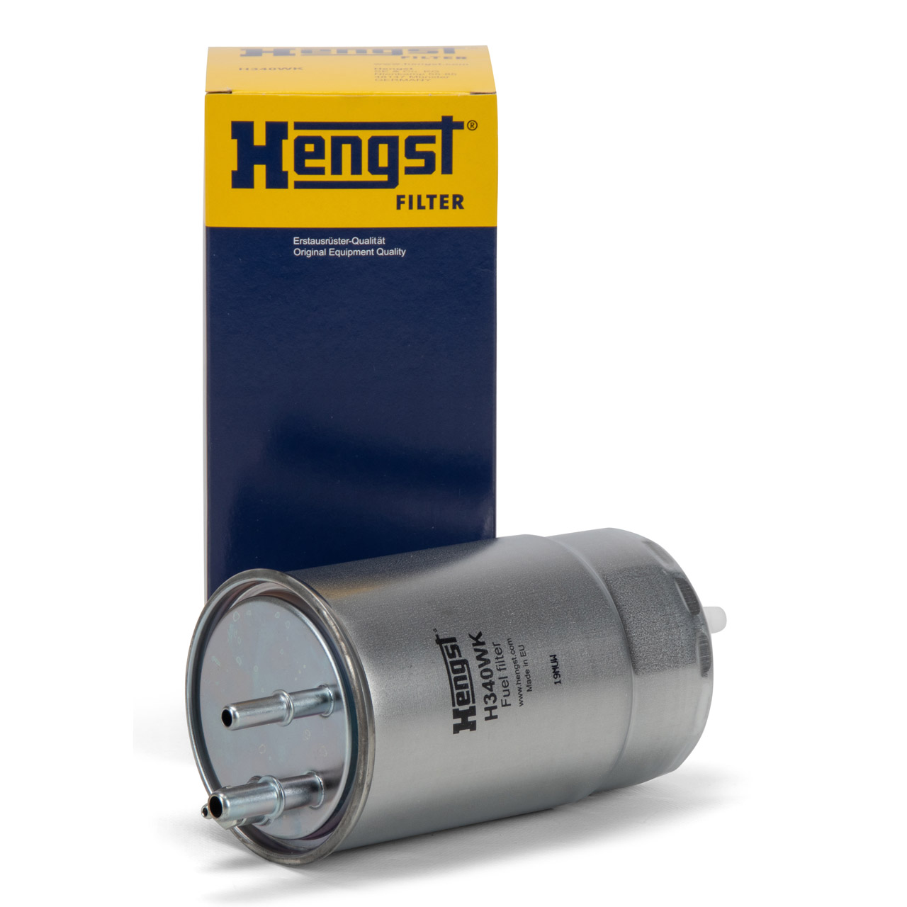 HENGST H340WK Kraftstofffilter für FIAT 500 PANDA PUNTO FORD KA 1.3 DIESEL