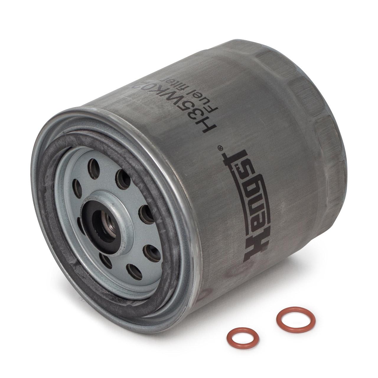 HENGST H35WK02D87 Kraftstofffilter für MERCEDES 190 W201 W202 W124 W210 W140