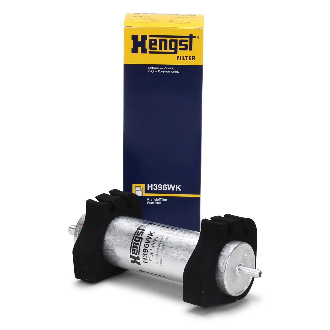 HENGST H396WK Kraftstofffilter für AUDI Q5 SQ5 TDI PORSCHE MACAN 3.0 S Diesel
