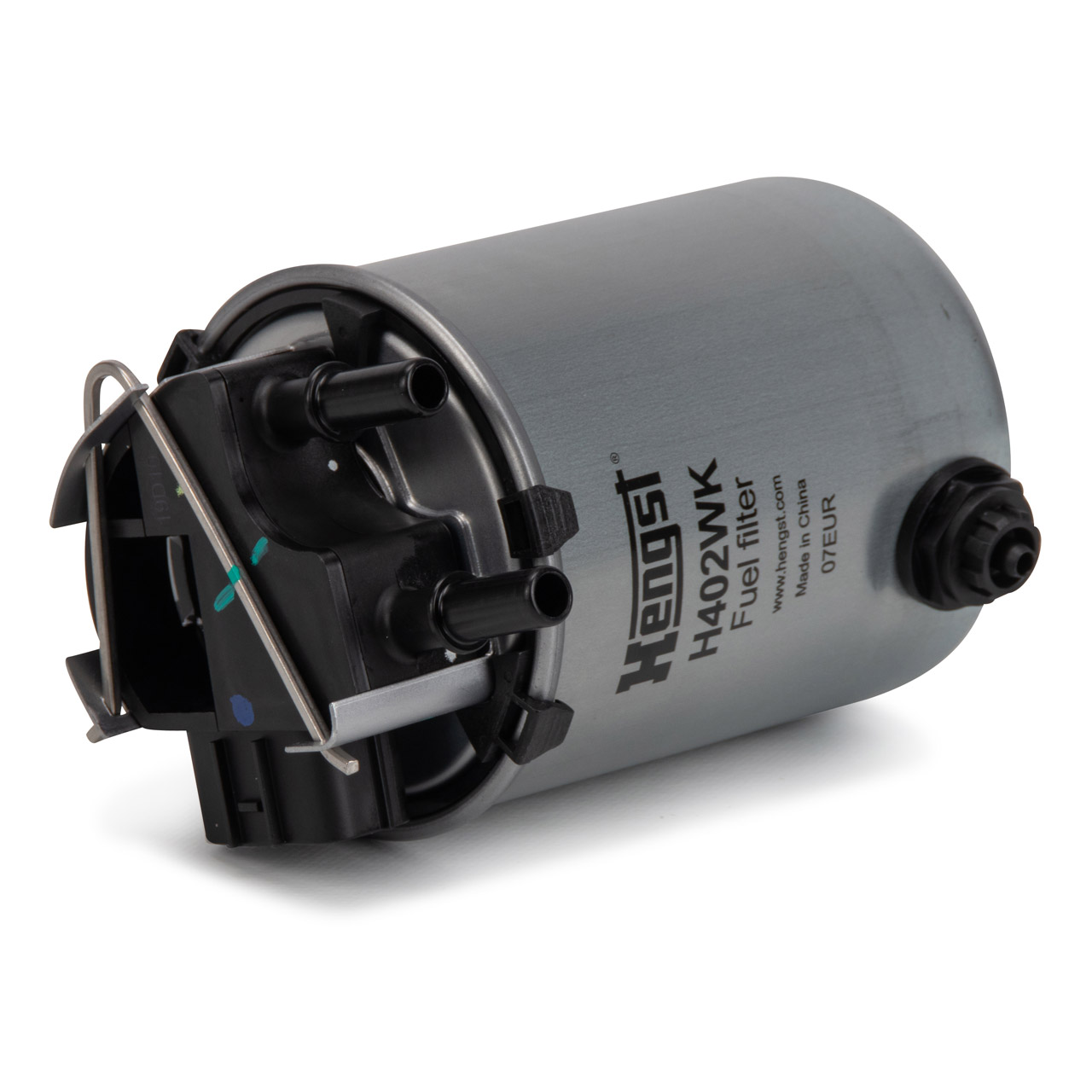 HENGST H402WK Kraftstofffilter Diesel NISSAN Qashqai I J10 1.6 dCi 130 PS