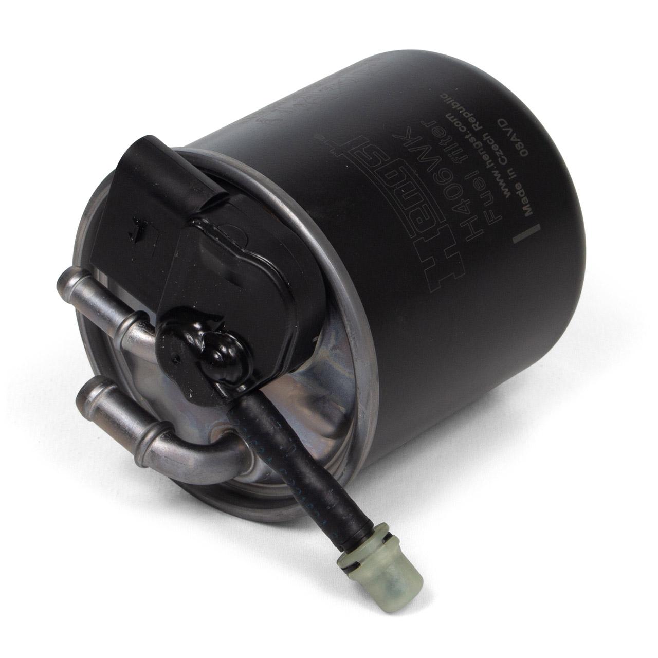 HENGST H406WK Kraftstofffilter Diesel für MERCEDES W204 W205 W212 W221 W222