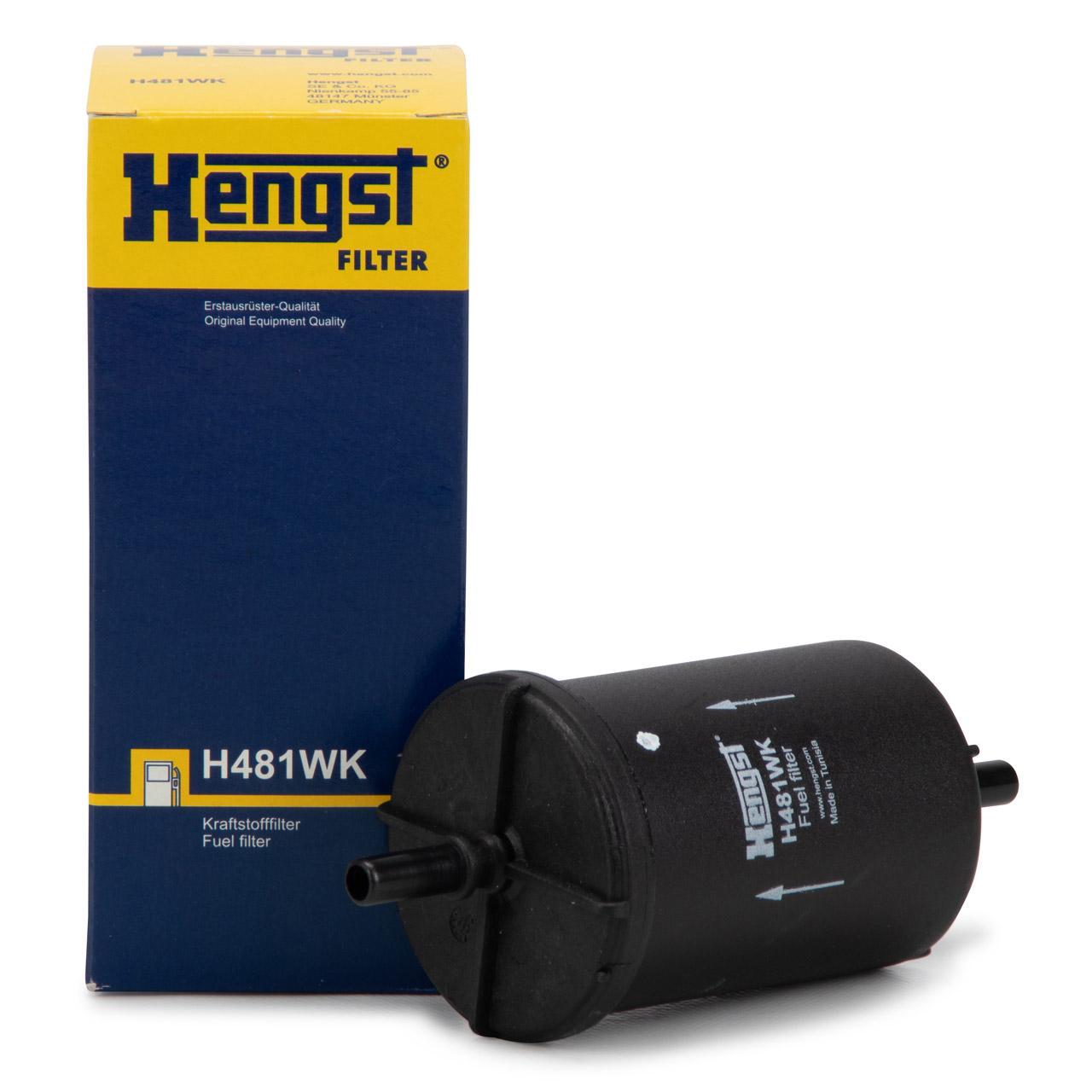 HENGST H481WK Kraftstofffilter für CITROEN DACIA NISSAN OPEL PEUGEOT RENAULT