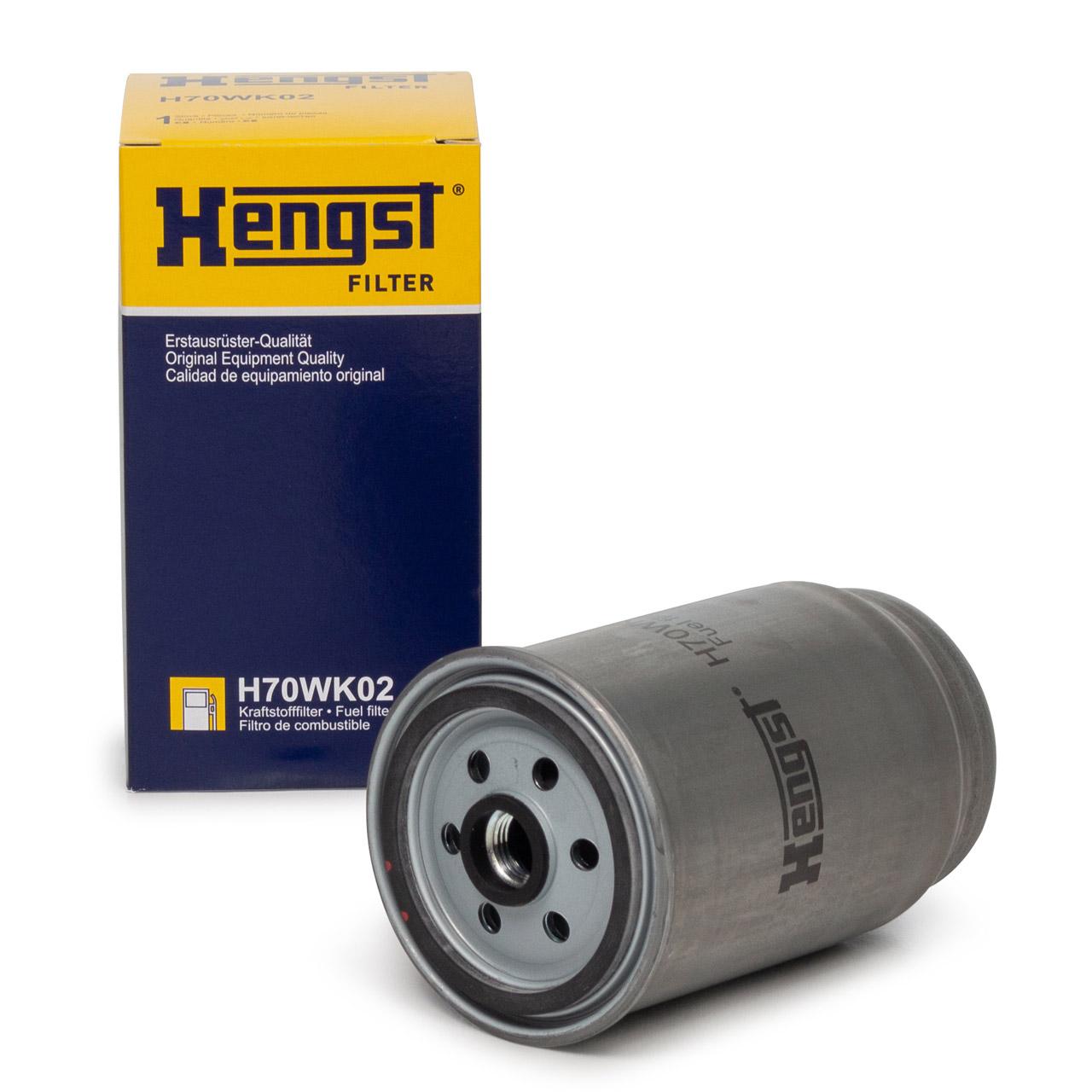 HENGST H70WK02 Kraftstofffilter Dieselfilter AUDI FIAT FORD OPEL SEAT VOLVO VW