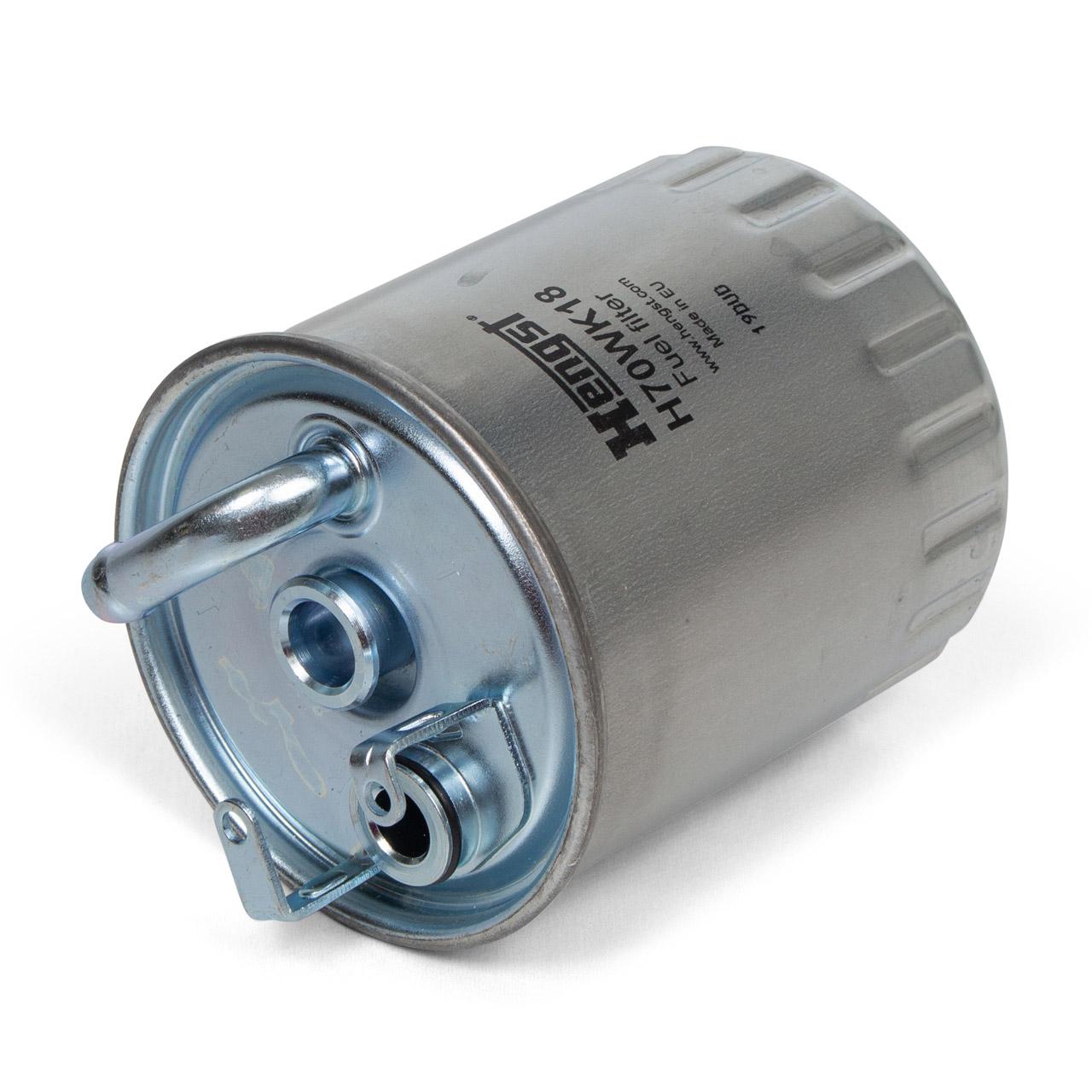 HENGST H70WK18 Kraftstofffilter für MERCEDES A-KLASSE W168 A160/170CDI VANEO