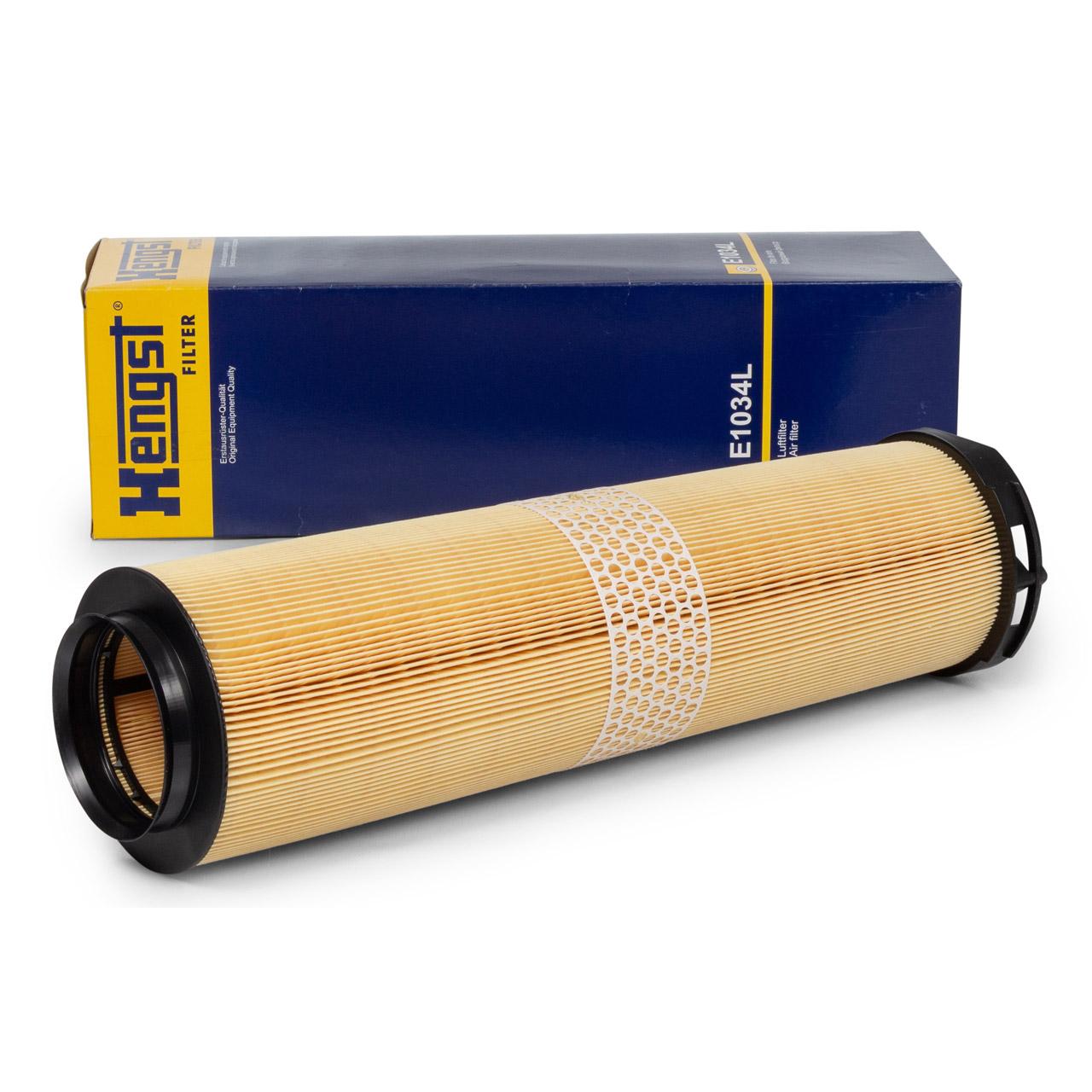 HENGST E1034L Luftfilter MERCEDES W211 S211 VF211 E200CDI E220CDI OM646