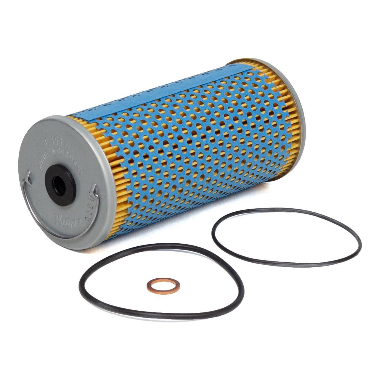 Inspektionskit Filterpaket für Mercedes W210 S210 E420 279 PS mit Klimaautomatik