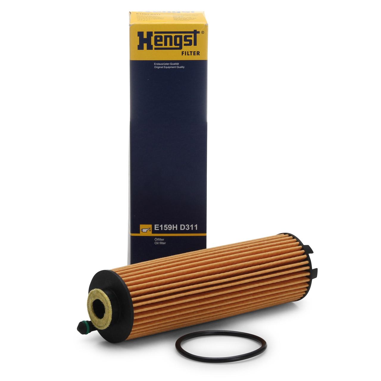 HENGST E159HD311 Ölfilter MERCEDES W177 AMG GT W247 C257 W213 A/C238 W167 W222